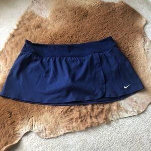 Nike Dri Fit Built in Liner Tennis Golf Skirt XL